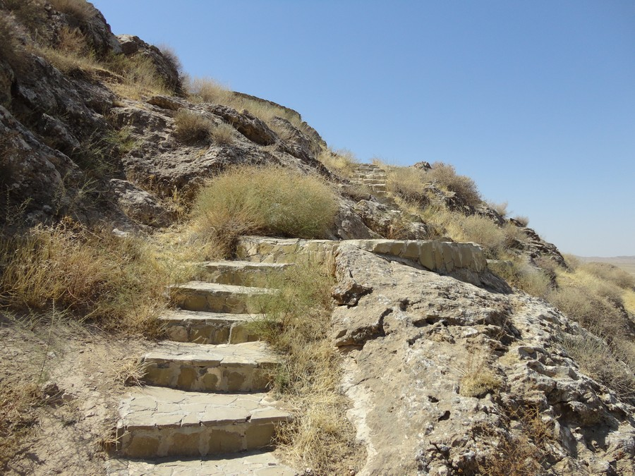 Лестница в гору