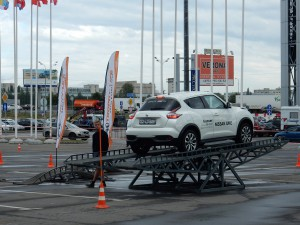 Moscow Offroad Show Nissan Juke