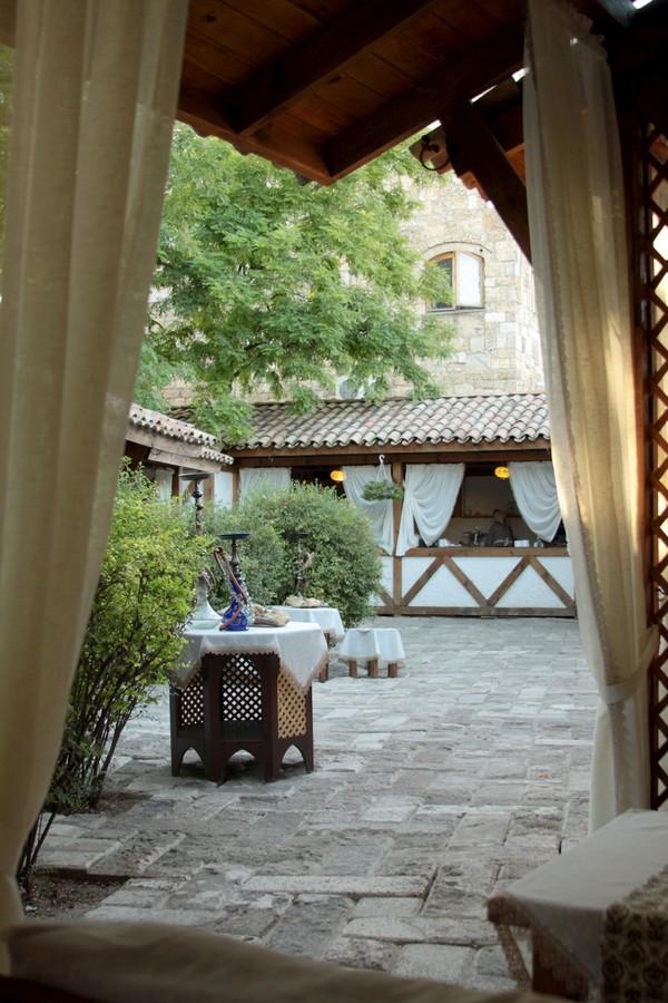 Кафе у Гезлевских ворот