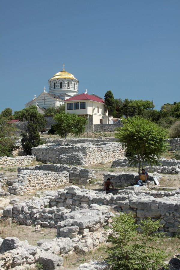 Храм святого Владимира