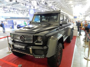 Moscow Offroad Show Brabus