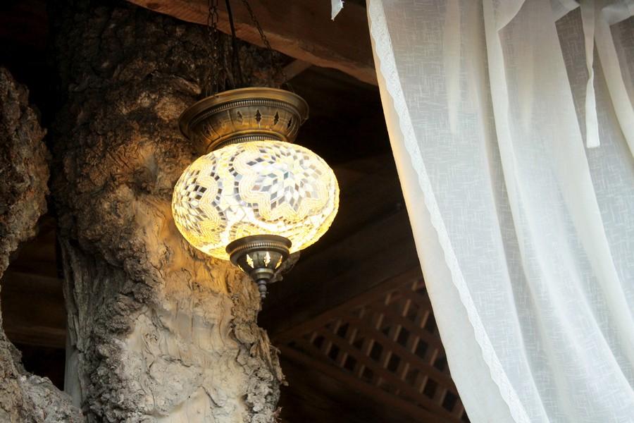 В кафе у Гезлевских ворот