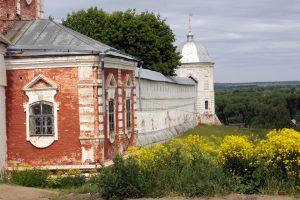 Переяславль. Горицкий монастырь.